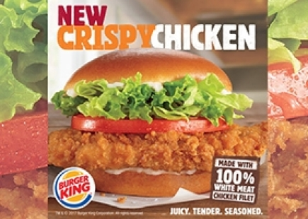 Burger King Launches New Crispy Chicken Sandwich 678X381