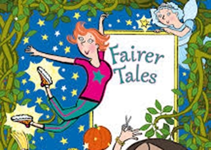 Fairer Tales Cover