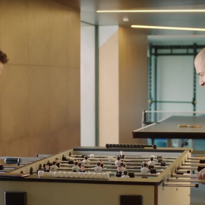 Why Joe Cole and Michael Owen's performance in Huawei's latest campaign is ruled offside