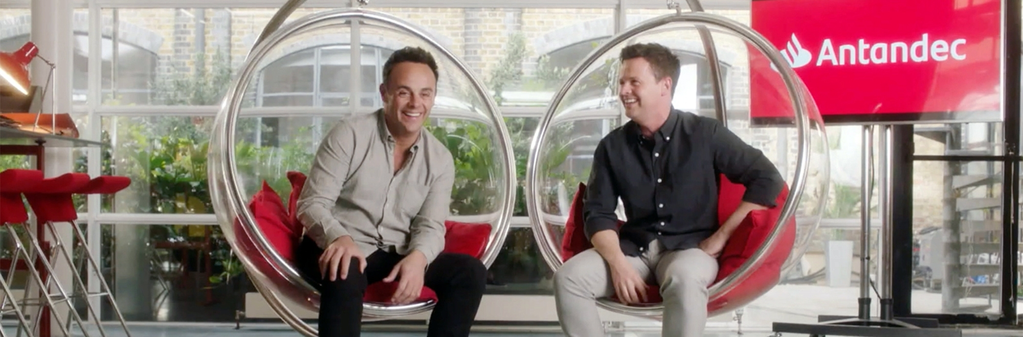 Why Santander's spoof ad starring Ant and Dec was 'impeccable'